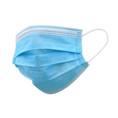Disposable Protective Face Mask - Sanitation Station